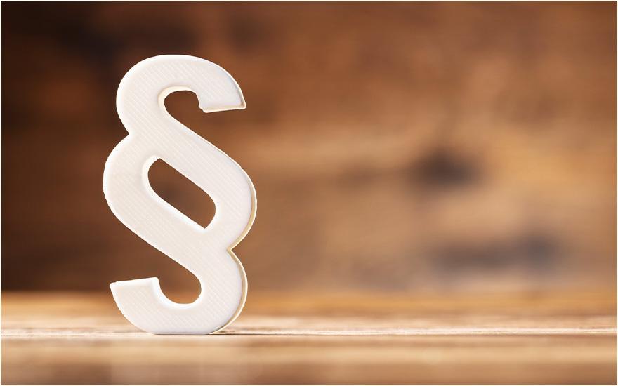 Symbol akapitu